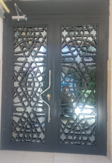 Bina Dış Kapı İzmir